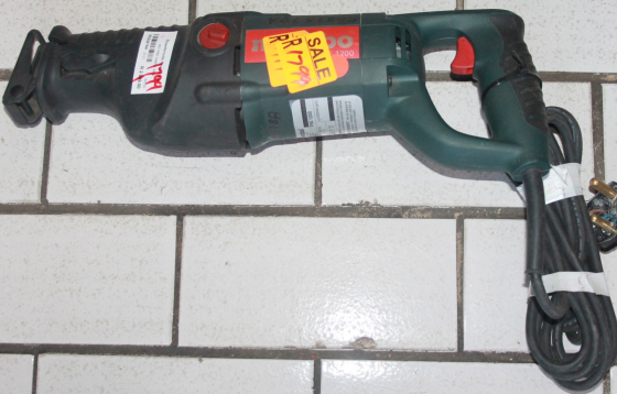 Metabo sabre saw S02