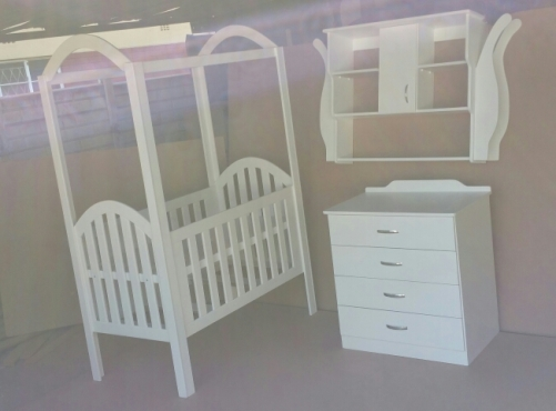 New Born Arch Highline Cot and Compactum Sur 14