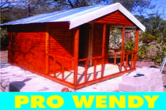 New wendy houses in