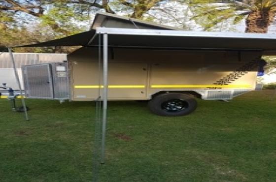 4x4 caravan hire