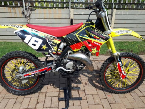 suzuki rm 125 in Bikes in South Africa | Junk Mail