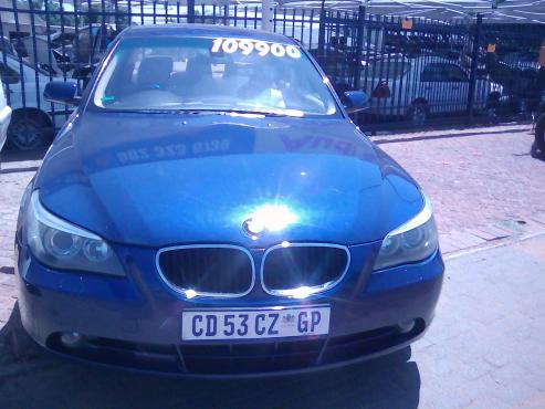 BMW 530D AUTOMATIC