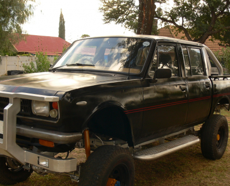 Build A Toyota >> Toyota Hilux Double Cab Build Up Junk Mail