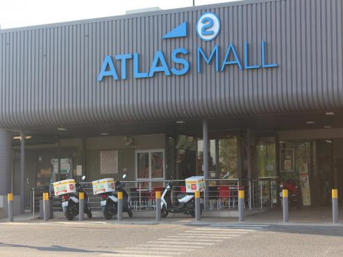 PRIME NEW FAST FOOD FRANCHISE in the ATLAS MALL in BOKSBURG