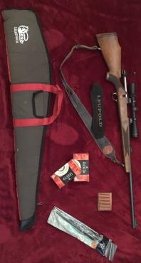 Sako .270 Hunting Rifle