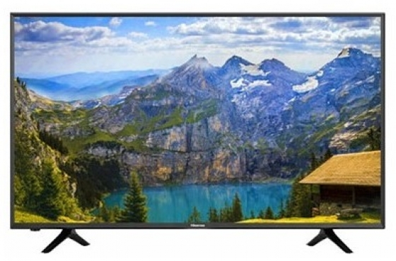 HiSense 65 inch Ultra High Definition 4K LED Smart TV with Built in WIFI