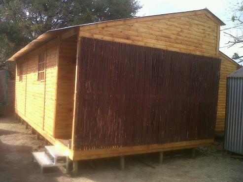 Collins log cabins a