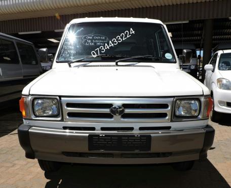 1997 Toyota Venture