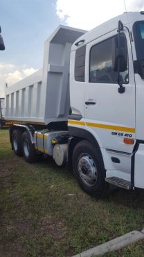 2013 Nissan UD GW 26-410 Quonn 12cube tipper truck for sale