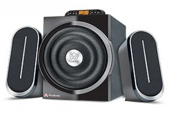 Audionic AD-7500 Wireless Bluetooth 2.1 Channel Hi-Fi Speakers