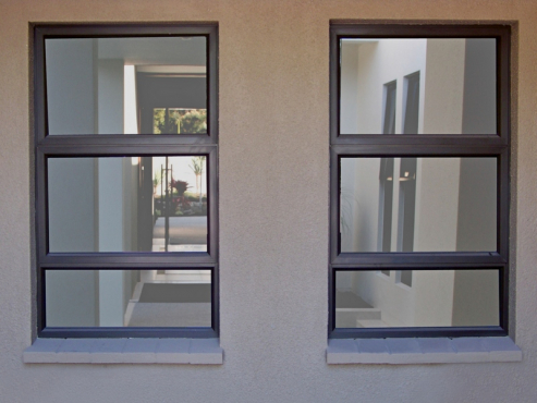 Steel Window Frames In Windows And Doors In Johannesburg