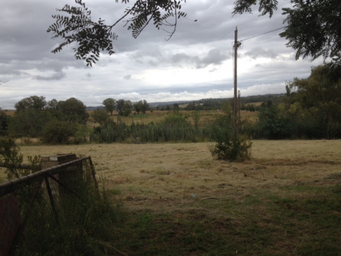 5000sm piece of land on our plot available for rent / Lanseria area