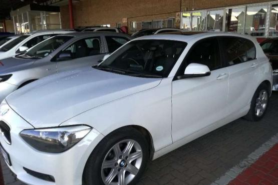 BMW 1 Series 116i 5-