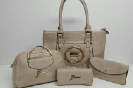 Beautiful Handbag Sets For Sale.