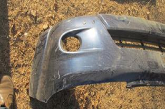 2009 Toyota Hilux Front Bumper Grey For Sale