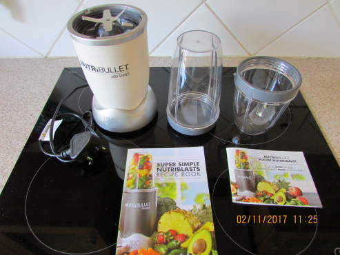 Nutribullet 600 White