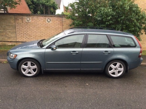 Volvo V50 engine for