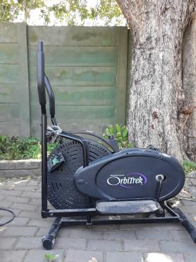 Orbitrek fitness walker