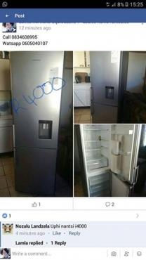 Samsung water dispenser