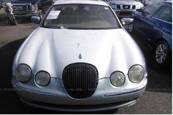 Jaguar S Type Seats