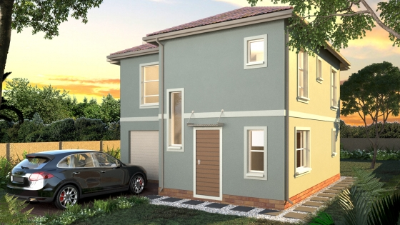 NEW HOUSES FOR SALE IN LOTUS GARDENS PRECINCT