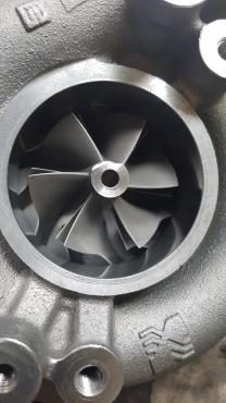 Audi TTRS RS3 Performance Upgrade Billet Race Spec Compressor Wheel