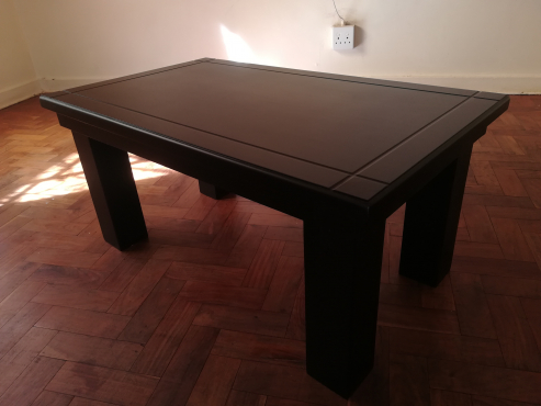 Mahogany wooden coffee table, used for sale  Pretoria - Pretoria City