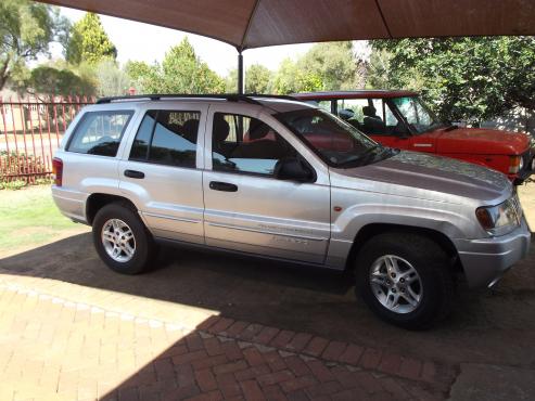 2004 jeep cherokee laredo 4.7l v8