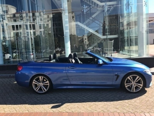 BMW Series I Convertible M Sport Auto For Sale In - Bmw 435i convertible m sport