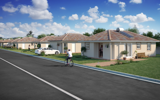 Invest in your own Property today at Glenway Estate!