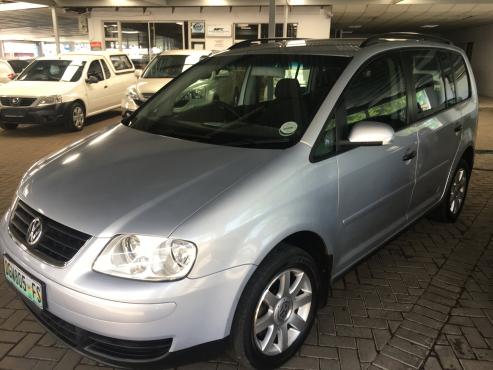 2006 VW Touran 1.9 TDI