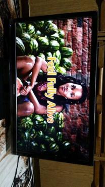 Hisense 32 LED HD tv for sale