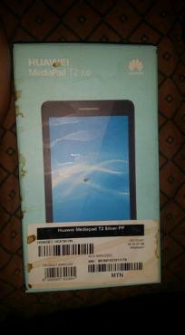 Huawei media tablet 7