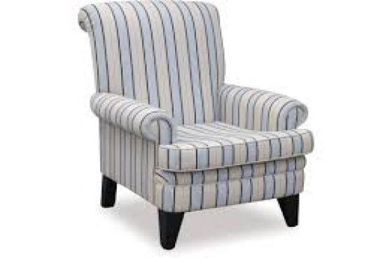 WING BACK PLAIN-OCCASIONAL CHAIR