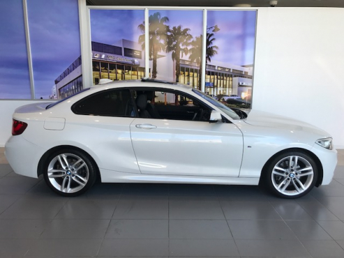 BMW Series I M Sport Auto For Sale In Western Cape - 220i bmw