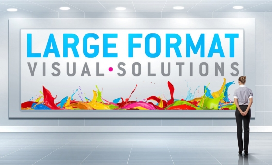 LARGE FORMAT PRINTING - A1 POSTER