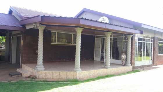 Large family home in Central Potchefstroom