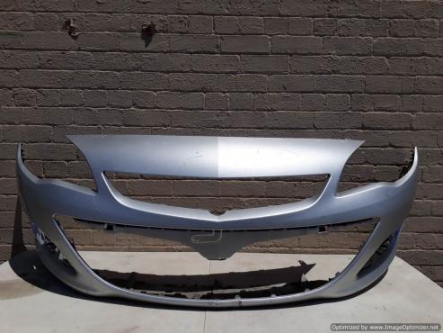 Opel Astra Front Bumper