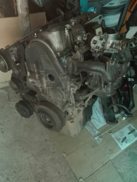 Honda 1.7 vtec engine
