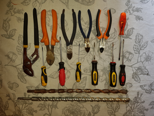 Second hand tools junk mail for Second hand garden tools