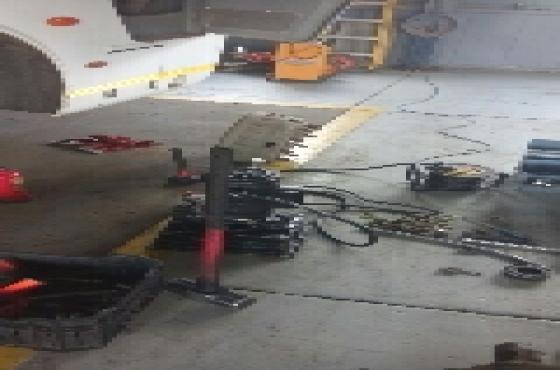 Thulz Truck and bus kingpin repairs