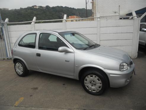 2005 Opel Corsa Lite