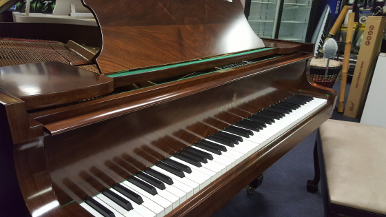 Piano - Steinway & Sons grand Model O