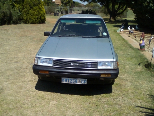 corolla 1985 in toyota in south africa junk mail. Black Bedroom Furniture Sets. Home Design Ideas