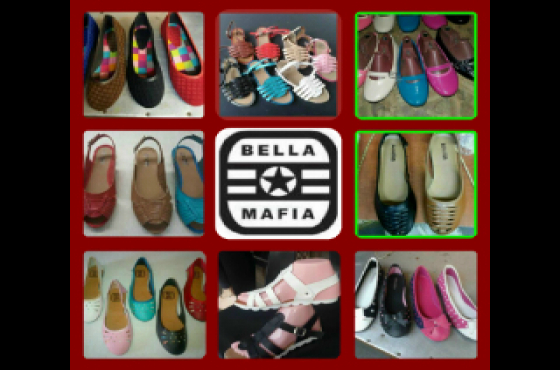 Ladies bella mafia pumps