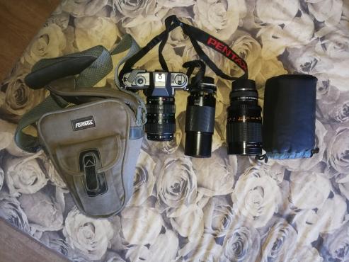 Pentax p30t 35mm Camera