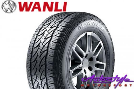 235-70-16 Wanli C069 All Terrain Tyres