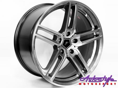 19 ST Monroe 5/120 HBI Alloy Wheels