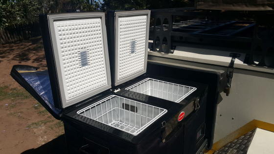 Hire Fully Equipped Camping Trailers / 12v Fridge/Freezers / Rooftop Tents
