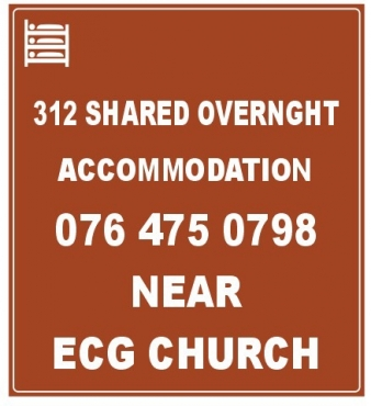 Urgent need of a place to sleep? Overnight accommodation for travelers